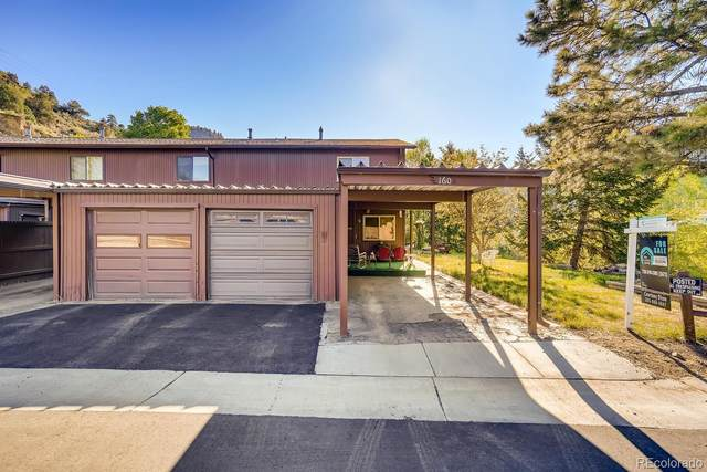 160 Gilson Street, Idaho Springs, CO 80452 (#5292551) :: The DeGrood Team
