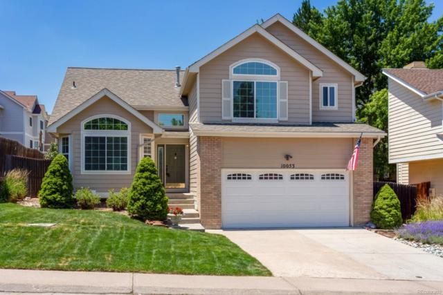 10053 Armadillo Drive, Lone Tree, CO 80124 (#5292655) :: Colorado Team Real Estate