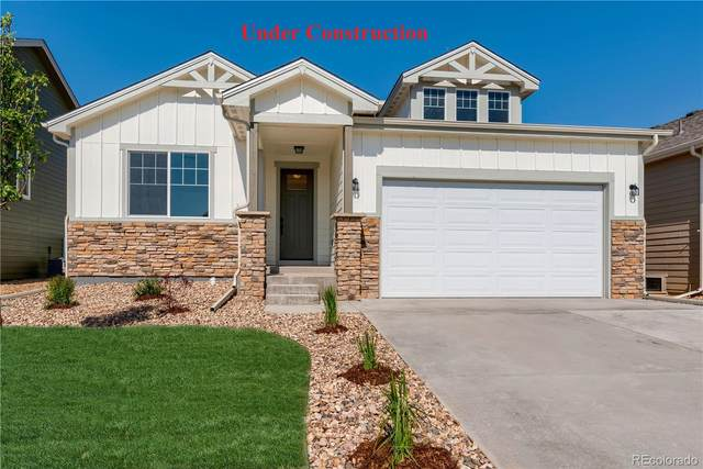 10345 11th Street, Greeley, CO 80634 (#5292707) :: Bring Home Denver with Keller Williams Downtown Realty LLC