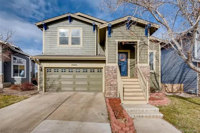 10605 Cherrybrook Circle, Highlands Ranch, CO 80126 (#5292721) :: iHomes Colorado