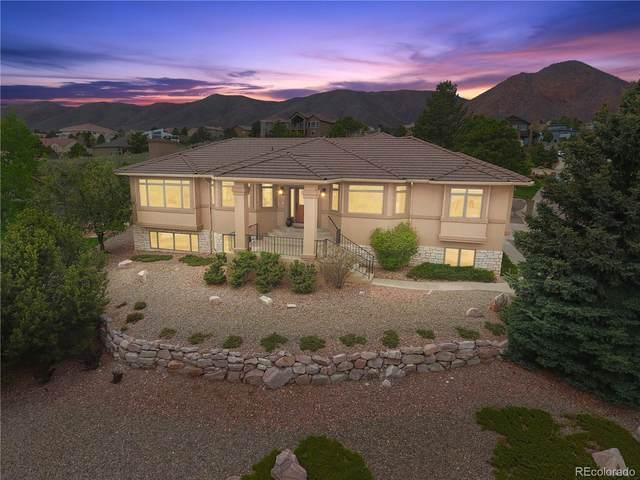 2525 Brogans Bluff Drive, Colorado Springs, CO 80919 (#5292740) :: The DeGrood Team