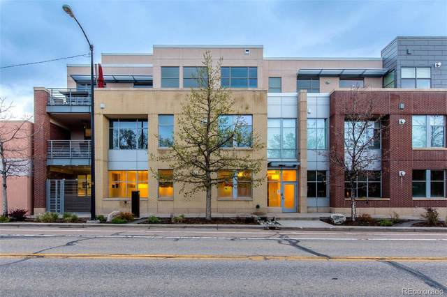 1655 Walnut Street #103, Boulder, CO 80302 (MLS #5293414) :: Stephanie Kolesar