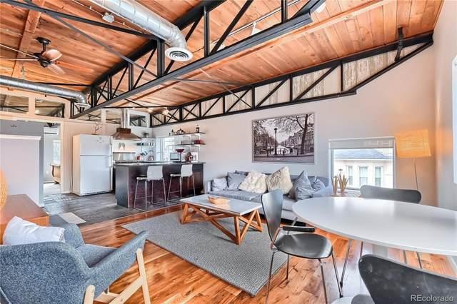 407 Delaware Street, Denver, CO 80204 (#5293444) :: Portenga Properties