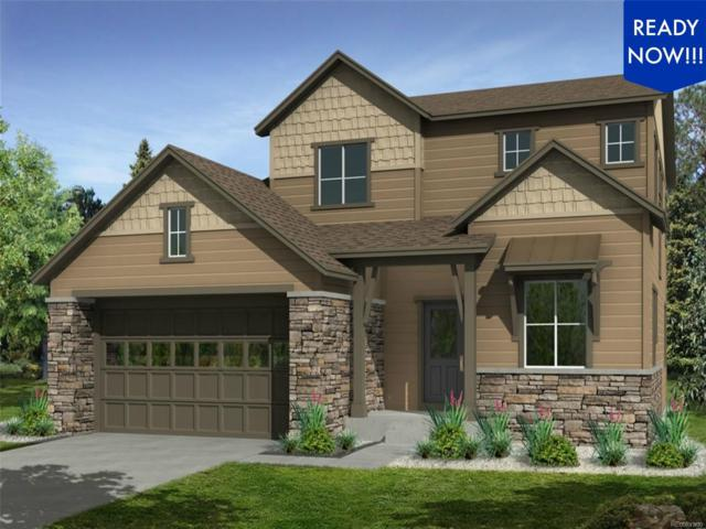 7914 S Grand Baker Way, Aurora, CO 80016 (#5293475) :: The Heyl Group at Keller Williams