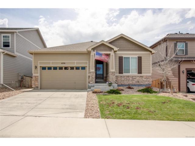 6376 Blue Water Circle, Castle Rock, CO 80108 (MLS #5293833) :: 8z Real Estate