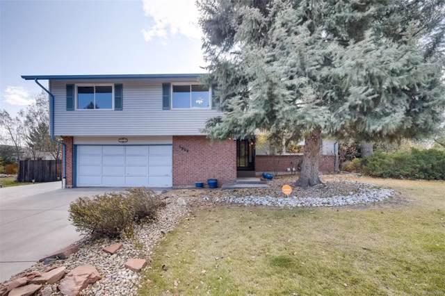 5904 W Leawood Drive, Littleton, CO 80123 (MLS #5293987) :: 8z Real Estate