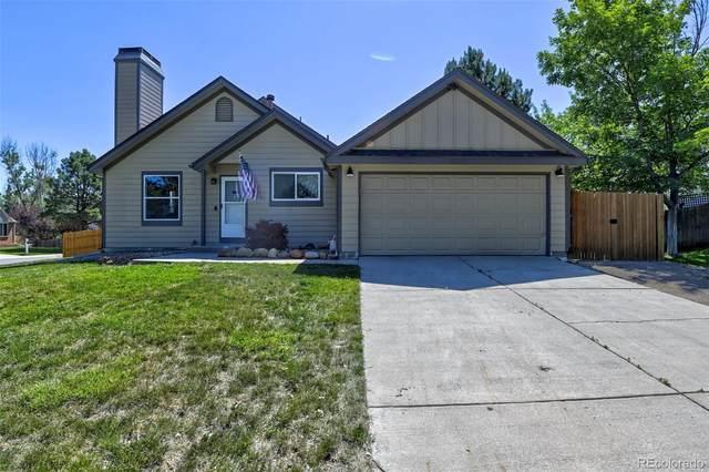 18090 E Bellewood Drive, Aurora, CO 80015 (#5294320) :: The Gilbert Group