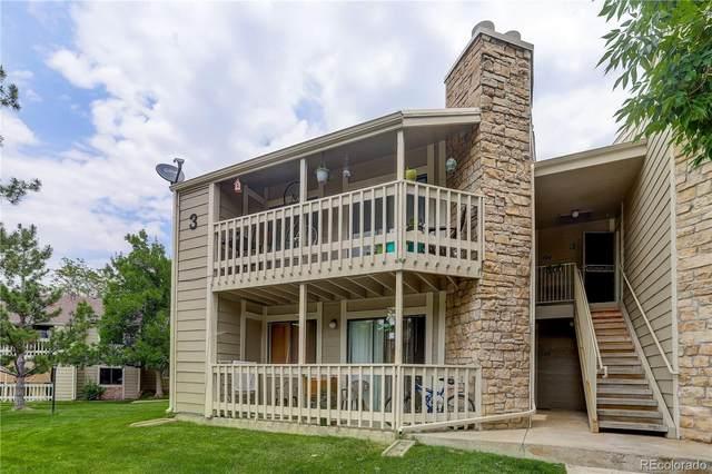 8225 Fairmount Drive 3-204, Denver, CO 80247 (#5294541) :: Compass Colorado Realty