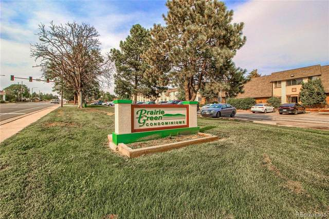 9650 Huron Street #3, Thornton, CO 80260 (#5294568) :: Chateaux Realty Group