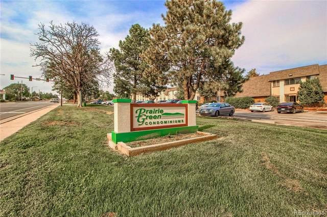9650 Huron Street #3, Thornton, CO 80260 (MLS #5294568) :: 8z Real Estate