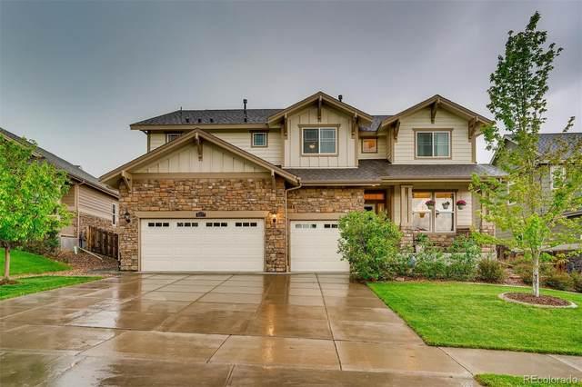 6277 S Muscadine Court, Aurora, CO 80016 (#5294702) :: Mile High Luxury Real Estate