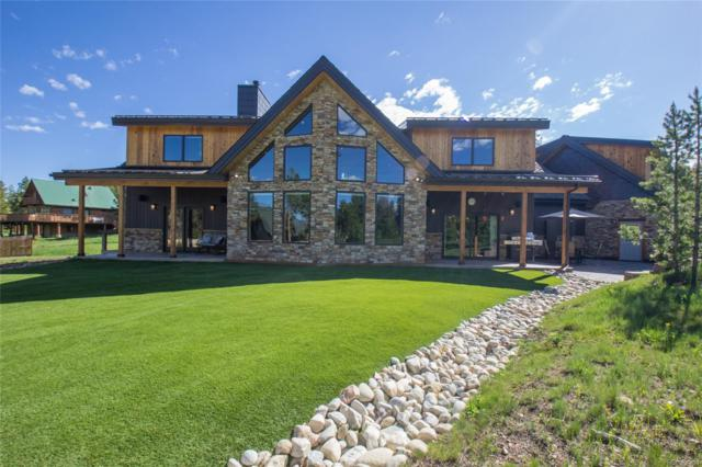 25 County Road 8031, Fraser, CO 80442 (#5294746) :: James Crocker Team