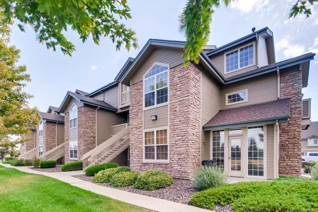 2850 W Centennial Drive K, Littleton, CO 80123 (MLS #5295014) :: Keller Williams Realty