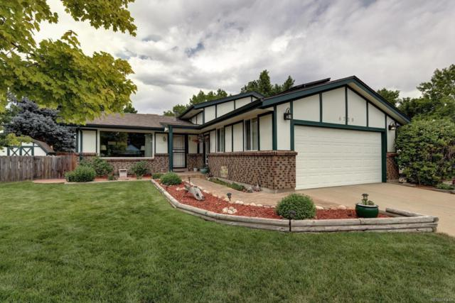 6729 W 67th Avenue, Arvada, CO 80003 (#5295386) :: The DeGrood Team