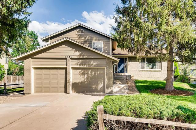 5780 S Lansing Way, Englewood, CO 80111 (MLS #5295641) :: 8z Real Estate