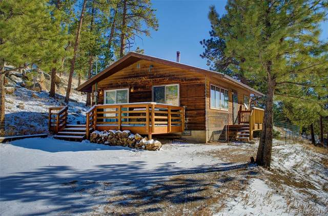 571 Yellow Pine Drive, Bailey, CO 80421 (MLS #5295667) :: Bliss Realty Group