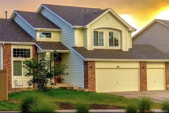 4911 Rock Creek Drive, Castle Rock, CO 80109 (#5296064) :: Peak Properties Group