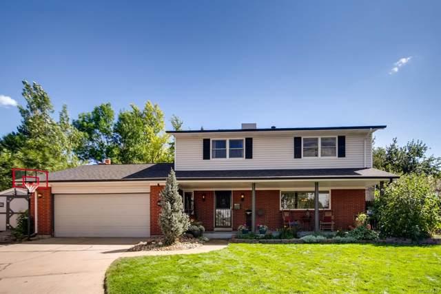 7032 S Trenton Circle, Centennial, CO 80112 (MLS #5296338) :: 8z Real Estate