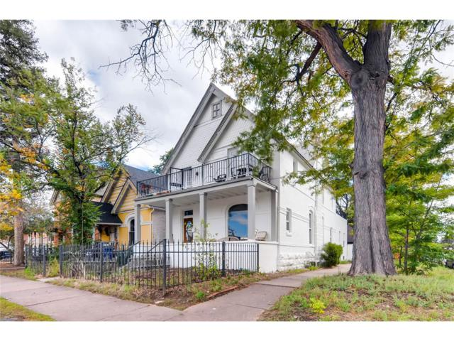 58 W 1st Avenue, Denver, CO 80223 (#5296410) :: Thrive Real Estate Group
