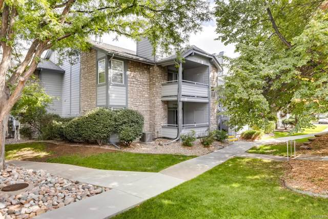 8015 W Eastman Place #104, Lakewood, CO 80227 (#5296420) :: Mile High Luxury Real Estate