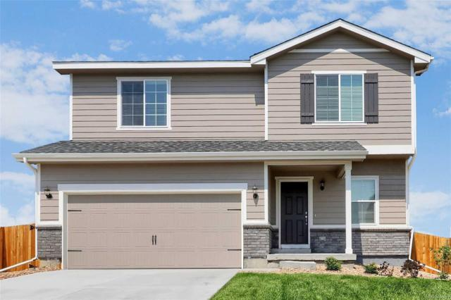 4467 E 95th Drive, Thornton, CO 80229 (#5296874) :: The Griffith Home Team