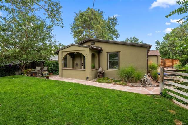 767 W Oxford Avenue, Englewood, CO 80110 (#5296890) :: The Griffith Home Team