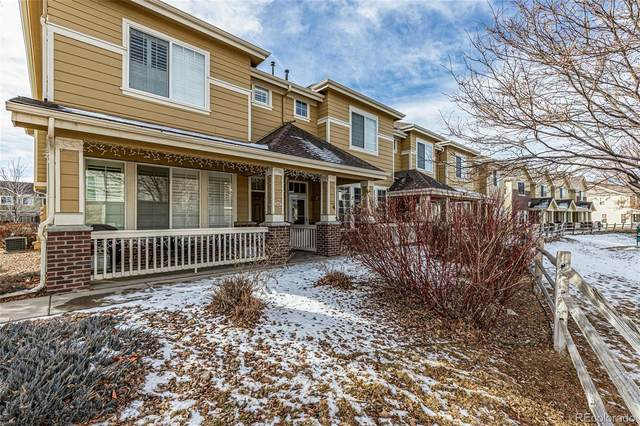 16147 E Geddes Drive #83, Aurora, CO 80016 (MLS #5296985) :: Wheelhouse Realty