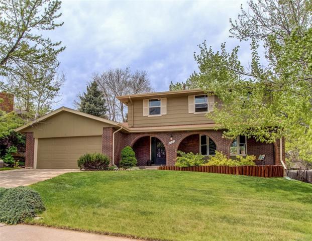 6341 S Ash Court, Centennial, CO 80121 (MLS #5296993) :: 8z Real Estate