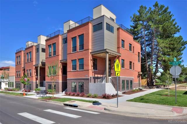2495 E 28th Avenue, Denver, CO 80205 (#5297127) :: The DeGrood Team