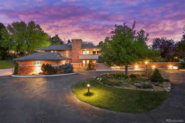1 Cherry Blossom Lane, Cherry Hills Village, CO 80113 (#5297311) :: milehimodern