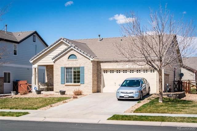 15151 E 118th Avenue, Commerce City, CO 80603 (MLS #5297597) :: 8z Real Estate