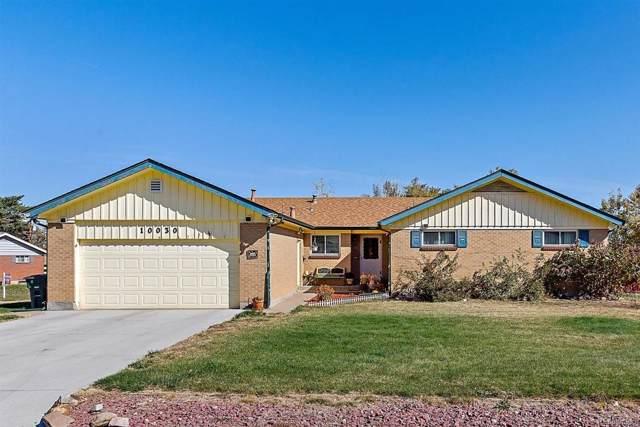 10030 Melody Drive, Northglenn, CO 80260 (#5297649) :: Mile High Luxury Real Estate