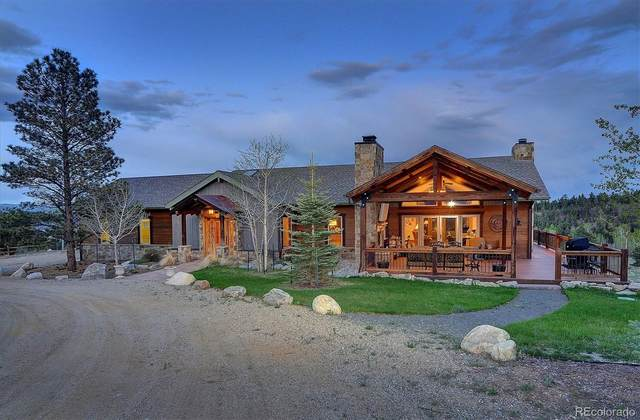 24711 County Road 339, Buena Vista, CO 81211 (#5297693) :: The DeGrood Team