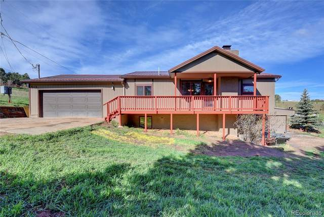 513 South Forty Road, Woodland Park, CO 80863 (#5297748) :: The DeGrood Team