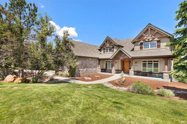 9039 Rambling Oak Place, Parker, CO 80134 (MLS #5298032) :: Bliss Realty Group