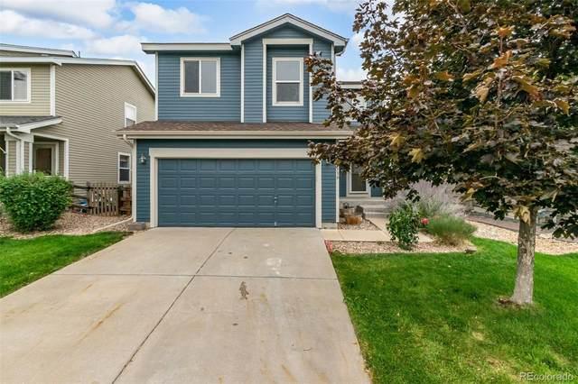 9739 Marmot Ridge Circle, Littleton, CO 80125 (#5298332) :: The HomeSmiths Team - Keller Williams