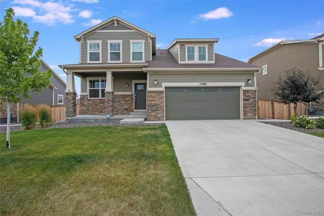 17088 Osage Street, Broomfield, CO 80023 (MLS #5299237) :: Clare Day with Keller Williams Advantage Realty LLC