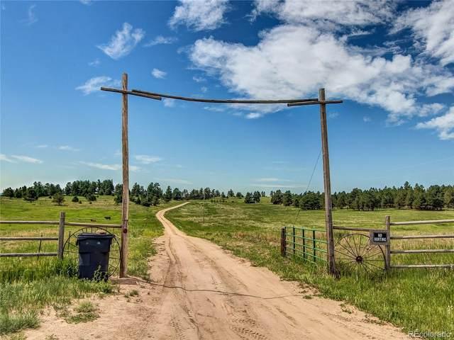County Road 102, Elbert, CO 80106 (MLS #5299353) :: Find Colorado