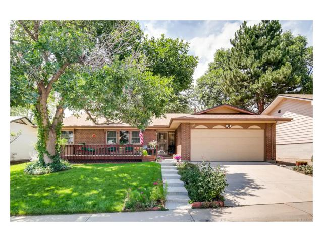 561 S Field Court, Lakewood, CO 80226 (MLS #5299458) :: 8z Real Estate