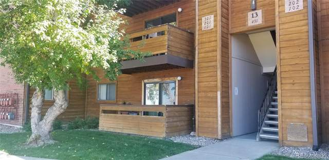 431 Wright Street #101, Lakewood, CO 80228 (MLS #5299479) :: Bliss Realty Group