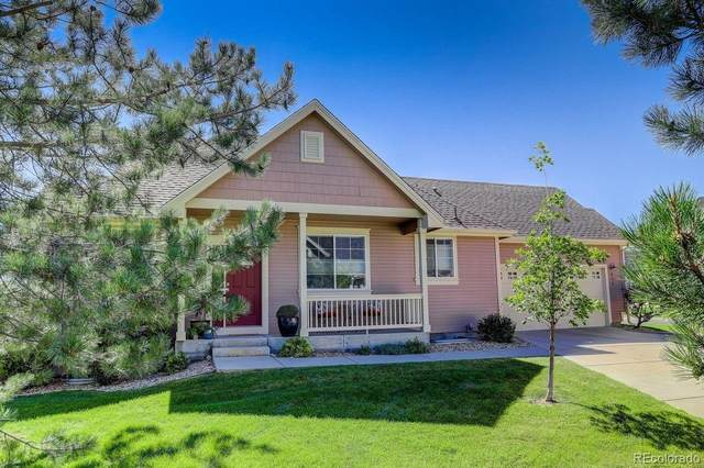636 Wild Ridge Circle, Lafayette, CO 80026 (#5299927) :: Compass Colorado Realty