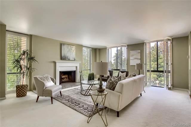 1111 Race Street 4A, Denver, CO 80206 (MLS #5300891) :: 8z Real Estate