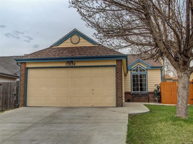 17834 E Bethany Drive, Aurora, CO 80013 (#5301239) :: The Peak Properties Group