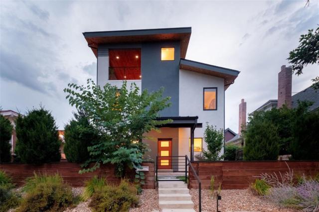 3727 Tejon Street, Denver, CO 80211 (#5301772) :: HomePopper