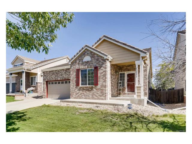 15771 E 96th Place, Commerce City, CO 80022 (MLS #5302131) :: 8z Real Estate