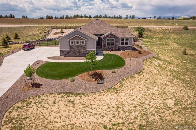 7743 Two Rivers Circle, Parker, CO 80138 (#5302420) :: The DeGrood Team