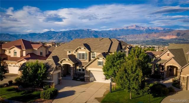 9928 Oak Knoll Terrace, Colorado Springs, CO 80920 (#5302827) :: Peak Properties Group