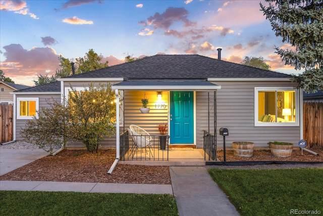 1770 Trenton Street, Denver, CO 80220 (#5303098) :: iHomes Colorado
