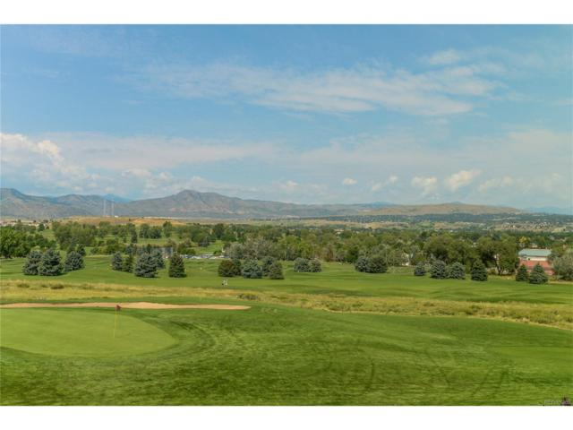 7880 W Newberry Circle, Lakewood, CO 80235 (MLS #5303131) :: 8z Real Estate