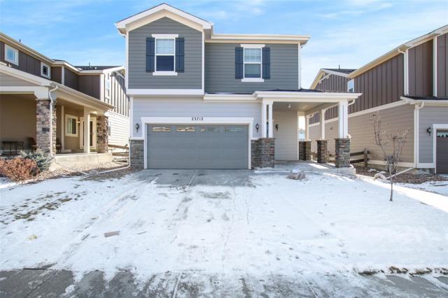 23712 Eagle Bend Lane, Parker, CO 80138 (#5303268) :: The HomeSmiths Team - Keller Williams